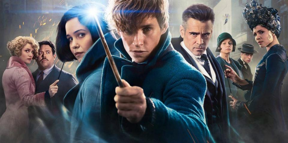 Fantastic Beasts and Where to Find Them Movie Review and Spoilers