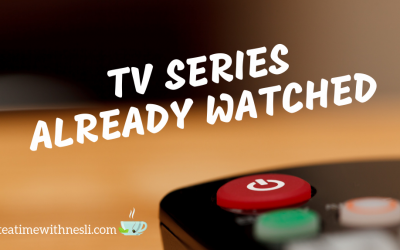 TV Shows I've Watched